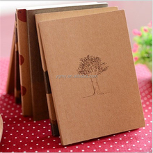 12.5*9cm Cute Stationery Vintage Pastel Drawing Pastels Pockets Notepad Lovely Notebook 8 Styles Pocket Book
