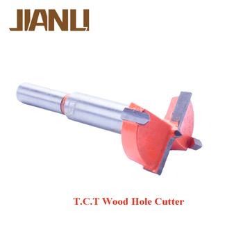 Zhejiang Jianli High Quality Woodworking Hole Drill Cutter Tools Red