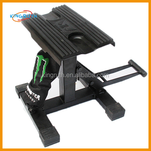 2015 led motorcycle stand plastic fit for dirt bike