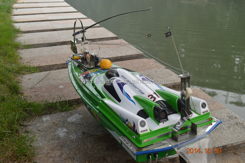 Automatic rc fishing boats for sale made in china buy rc for Rc fishing boats for sale