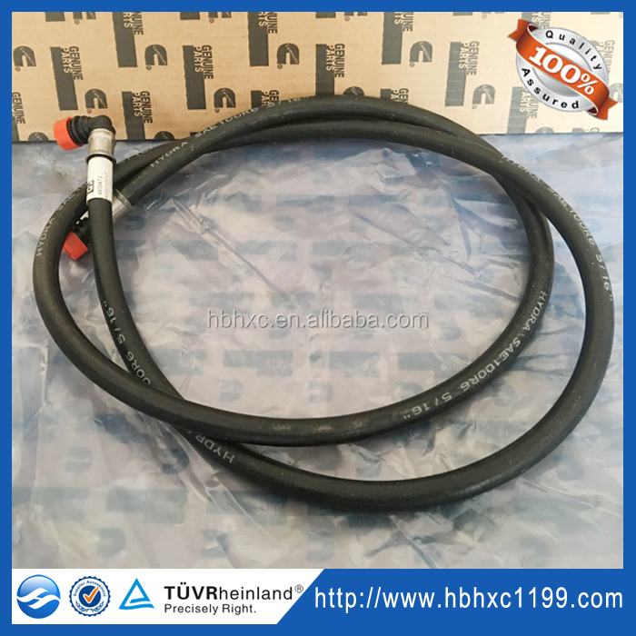 Genuine Auto Spare Parts For Cummins QSB6.7 Flexible Hose 4939473 3974845 5318808