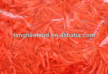 Japan taste best sales quality guarantee Red shredded ginger