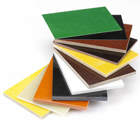 China manufacture product phenolic fiberglass epoxy resin paper sheet