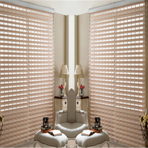 Customized ready made Shangri-la blockout roll blinds