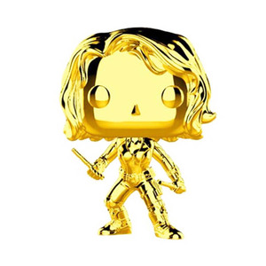 OEM 4 inch Custom Metallic Gold Version Cartoon Soft Vinyl Figures Maker