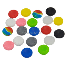20 x Silicone Analog Controller Thumb Stick Grips Cap Cover for Sony Play Station 4 PS4 thumbsticks Game Accessories
