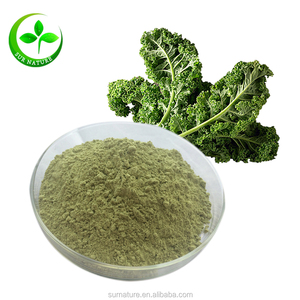100% natural dried kale powder,kale extract powder in bulk