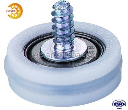 Top Sale Nylon Sliding Door Window Roller/Bearing/Wheel/Pulley