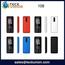 108 1.77' small dual sim world cheapest low price china mobile cellphone support FM