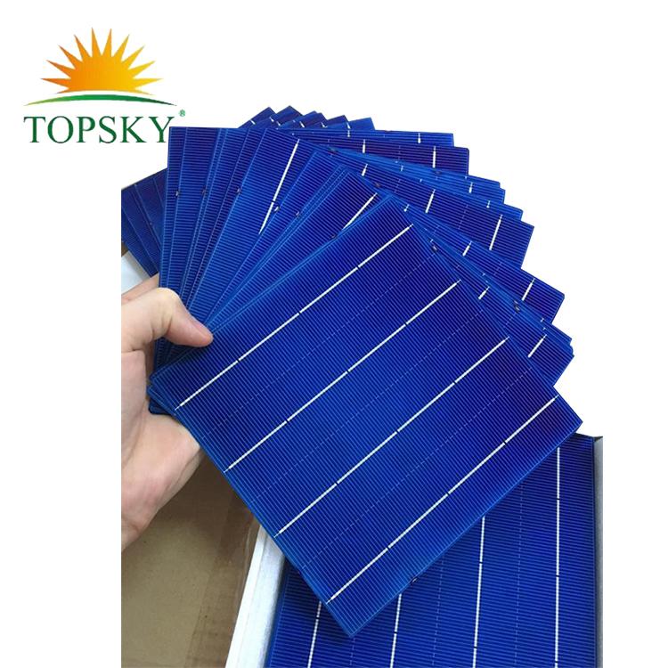 5834edafa7ff4 156 156mm más vender Mono cristalino de la célula Solar un policristalino  Photavaltic las células