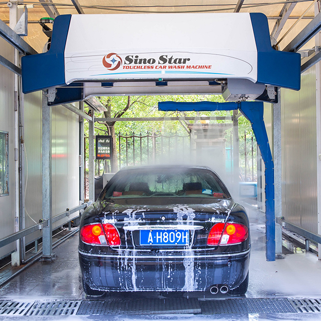 eca7807aea Germany technology CE automatic car wash machine systems fully automatic  with the best selling 2017
