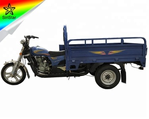 250cc Best Selling China Moto Tricycle Cargo Three Wheel Gasoline Motorcycle