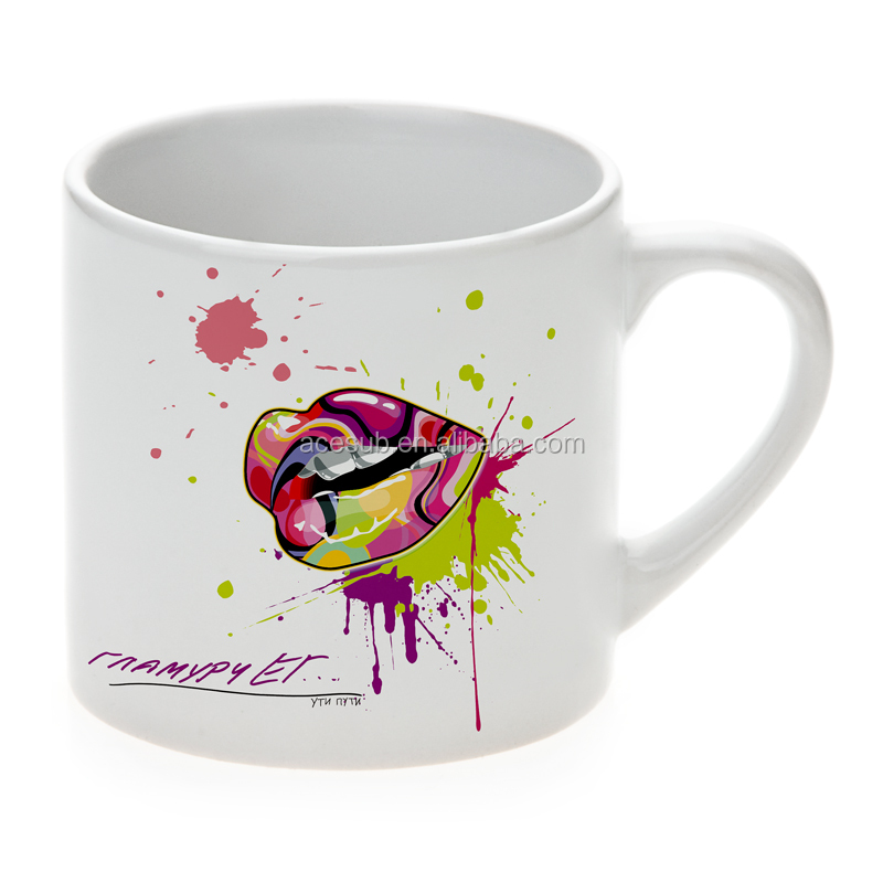 Mini Sublimation Ceramic Coffee Mug