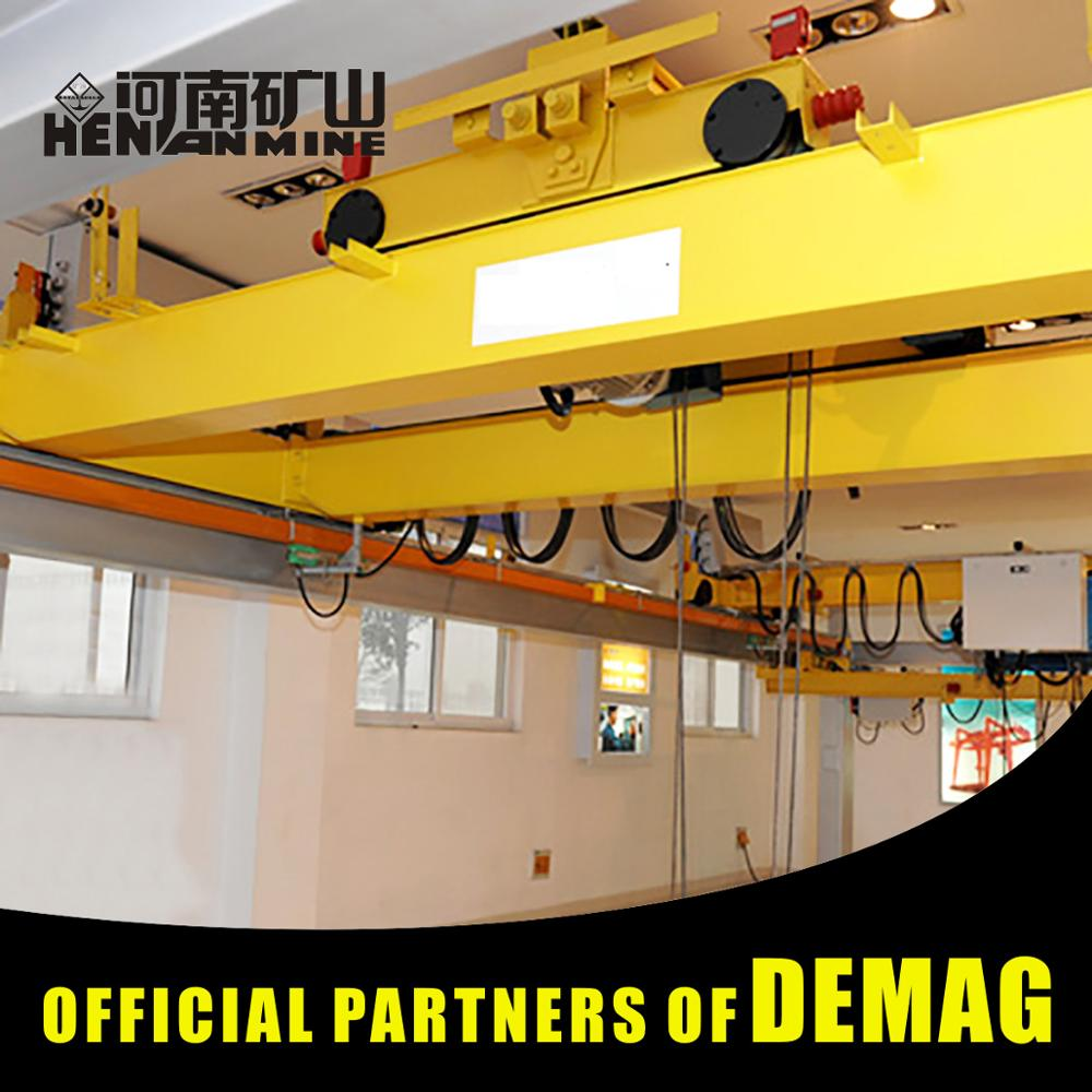 Solid Lifting Ability Fem And Cmaa Standard Bridge Crane