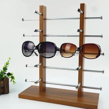 37403603d529 BDD-SG713 new arrival wooden sunglass floor display unit, eyewear stand, sunglasses  racks
