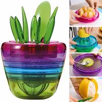 Creative Fruits Plant Shaped Multi-purpose Shredder Kitchen Tool Kitchen Multi Fruits and Vegetables