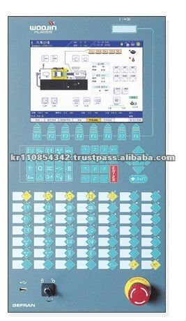 Injection Moulding Machine Controller