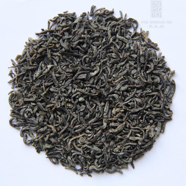 Chinese green tea leaves Chunmee tea 41022 10A TOP QUALITY 100g box for sale - 4uTea | 4uTea.com