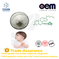 Raw material chemicals pharmaceutical wholesale chinaVitamin D3 Powder cholecalciferol vitamin d3