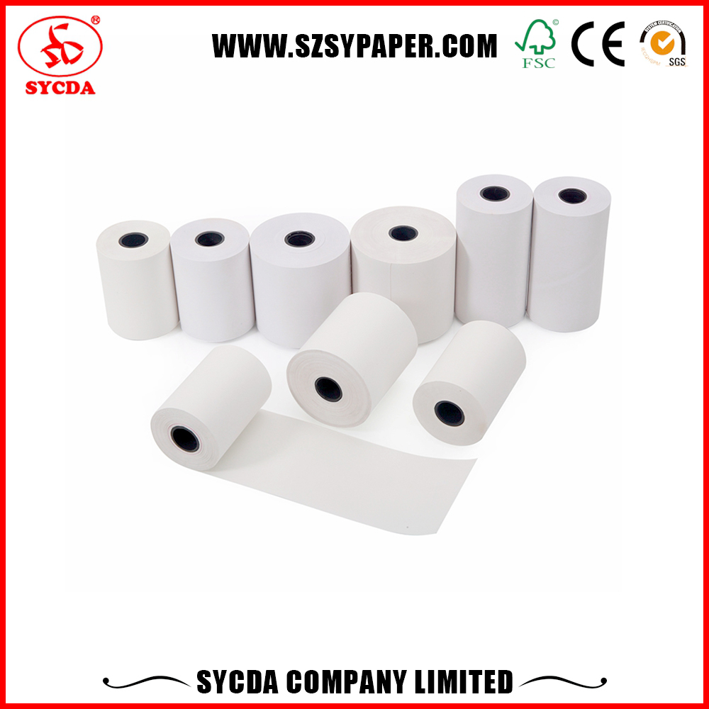 Copier machine thermal roll cash register paper for sale