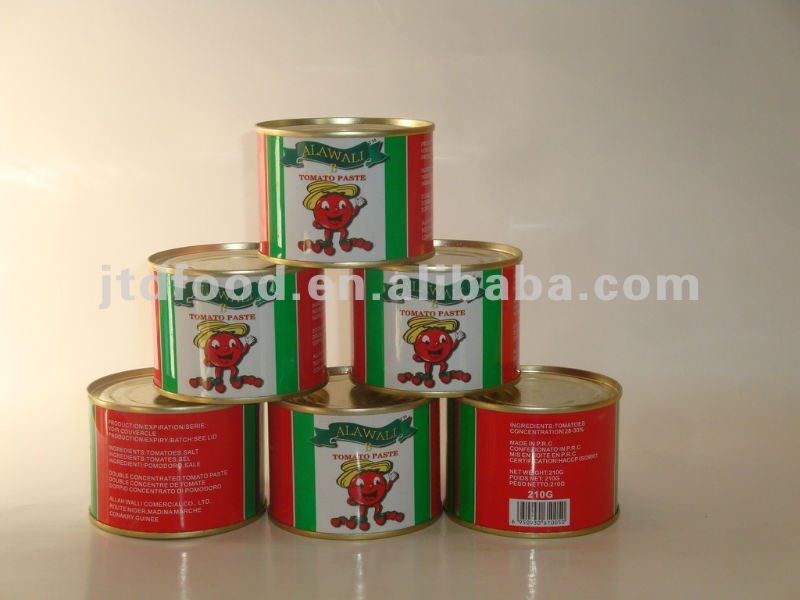 COLD BREAK TOMATO PASTE