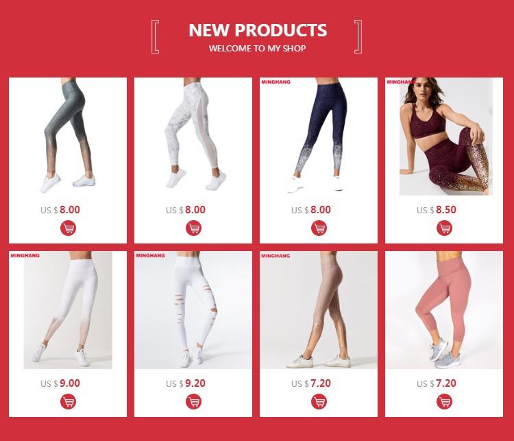 26f73d39b7 Product Description. Hot Sale Women Yoga Pants/100% Cotton Draw String  Legging/Blank Loose yoga