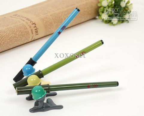 New Gel pens Bazooka Pattern roller ball pen Office&School supplies stationery Sign Pens 40pcs