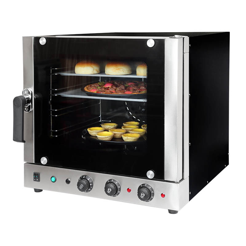 commercial bread baking convection portable electric kitchen oven
