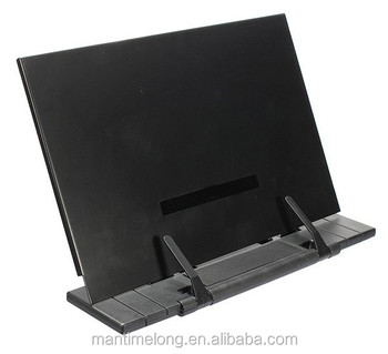 Adjustable Portable Steel Book Document Stand Reading Desk Holder