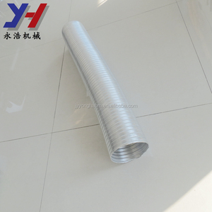 Custom made top quality flexible reinforced vent tube