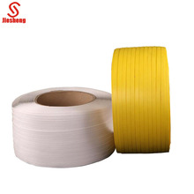 Plastic automatische strapping rolls pet/<span class=keywords><strong>pp</strong></span> verpakking strip in plastic