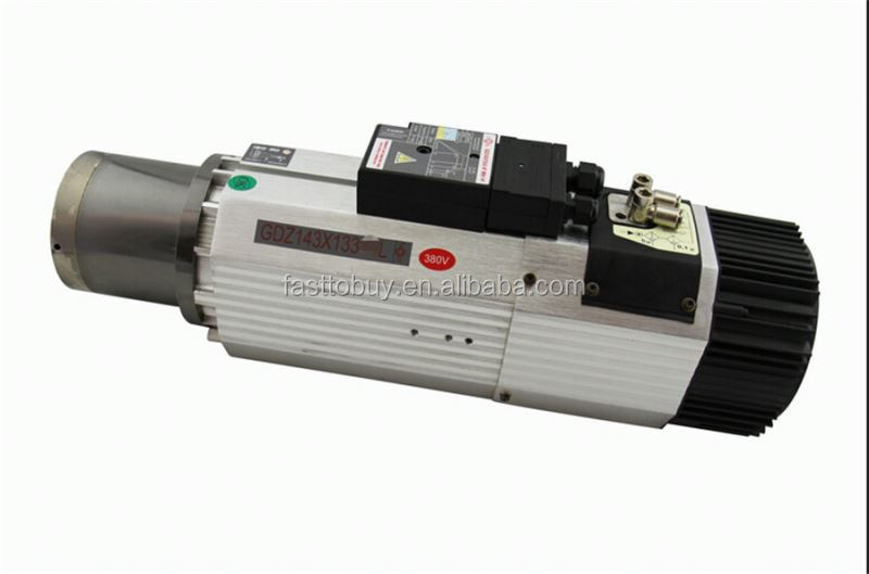 china Toauto 8kw 12000rpm spindle GDZ143x133-8 replace italy hsd spindle motor