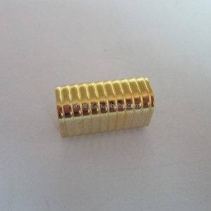 Gold Color Metal Pencil Clips With High Quality For Wholesale From China