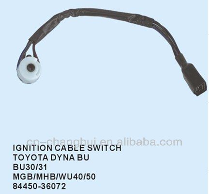 Ignition cable switch for TOYOTA DYNABU BU30 / 31 MAB / MHB / WU40 / 50