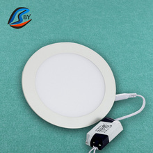 SMD 2835 155MM cut out size recessed ceiling led flat panel wall light 12W 220V/12V with factory price