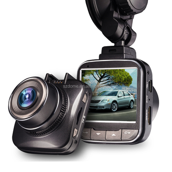 Dash camera with Wifi