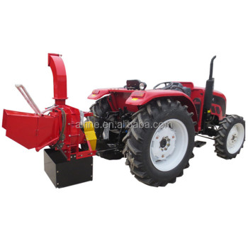 Factory price good quality tractor pto driven wood chipper