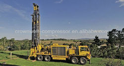 Atlas Copco Drill rigs and rock drills (AC Drill rigs and rock drills ) T4W Carrier Mounted Water Well Drill: Water Well Drills