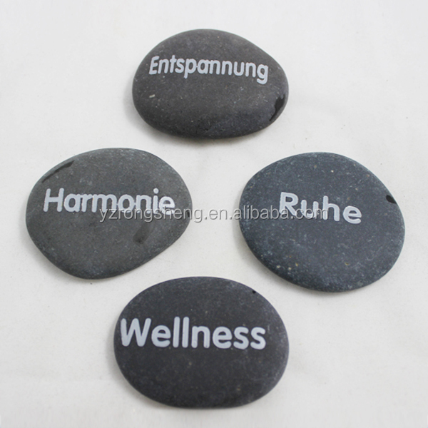 2015 hot Spa selling basalt hand made black wholesale Massage Stone/hot stone heater/hot stone massage set