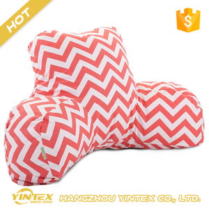 Perfect Rest inflatable portable bed pillow chair cheap watching tv reading bed pillow