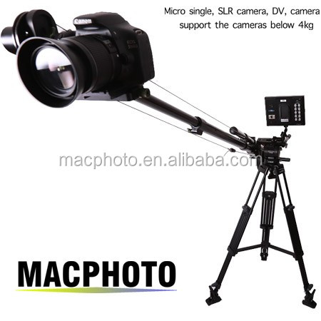 Macphoto Camera jib-240 with camera magic arm for photography
