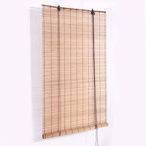 Printed Bamboo Porch Blinds for Rooms