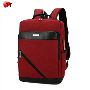 Multifunction Polyester Conference Laptop Bag School Backpack Ladies