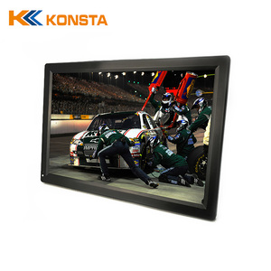 Slim 14 Inch 1080P Lcd Tv Led Tv For Car