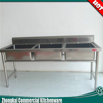 Restaurant Kitchen Sink commercial restaurant sink/portable kitchen sink/kitchen washing
