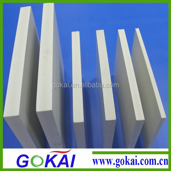 High density 3mm 4x8 PVC Celuka Foam Board Manufacturer