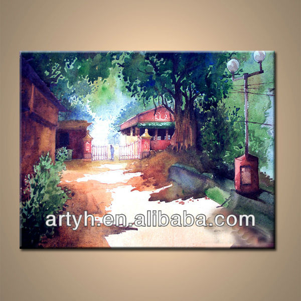 100% Modern Painting House Art to Decoration