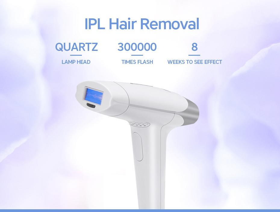 laser epilator home permanent hair removal ipl shr hair removal back hair removal