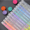 Eye Protector Vivid Colors Children Writing Instrument Mini Scented Highlighter