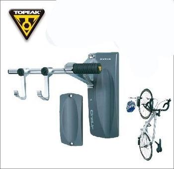 topeak oneup fahrradhalter tw009 haushalt fahrrad wand h ngen racks rennrad mtb wandhalterung. Black Bedroom Furniture Sets. Home Design Ideas